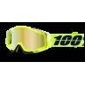 100% Racecraft Tanaka Mirror Gold Lens