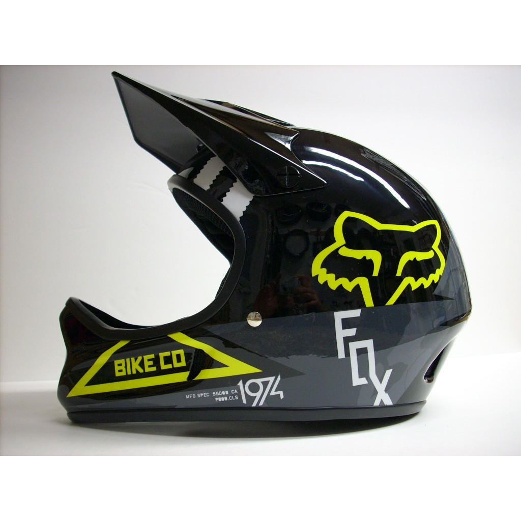 Casco FOX Rampage