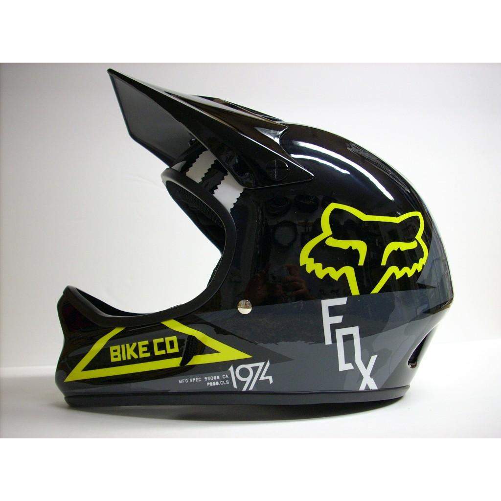 Casco FOX Rampage