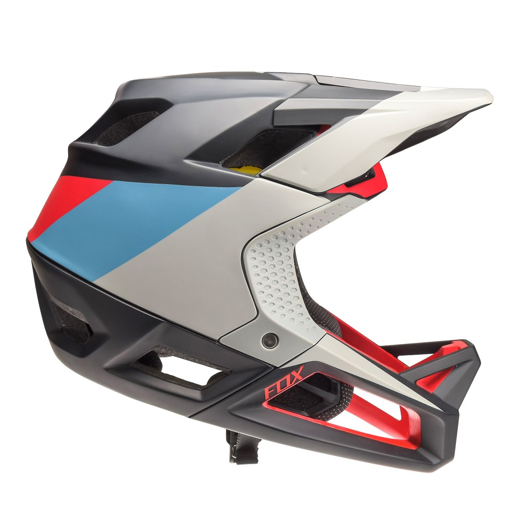 Casco FOX Proframe Drafter Mips 2018