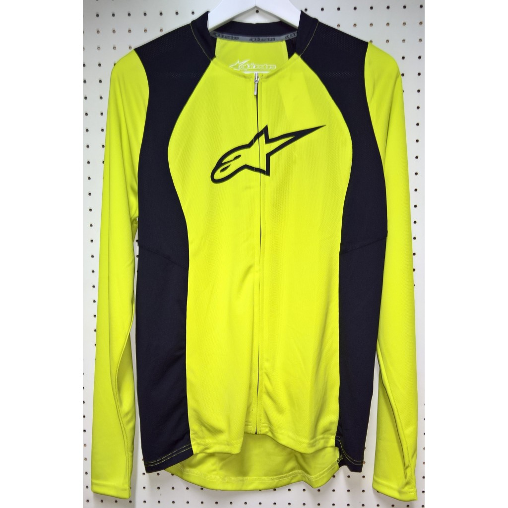 Jersey ALPINESTARS Drop L/S Full Zip Jersey
