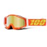 100% Racecraft Razmataz Mirror Gold Lens